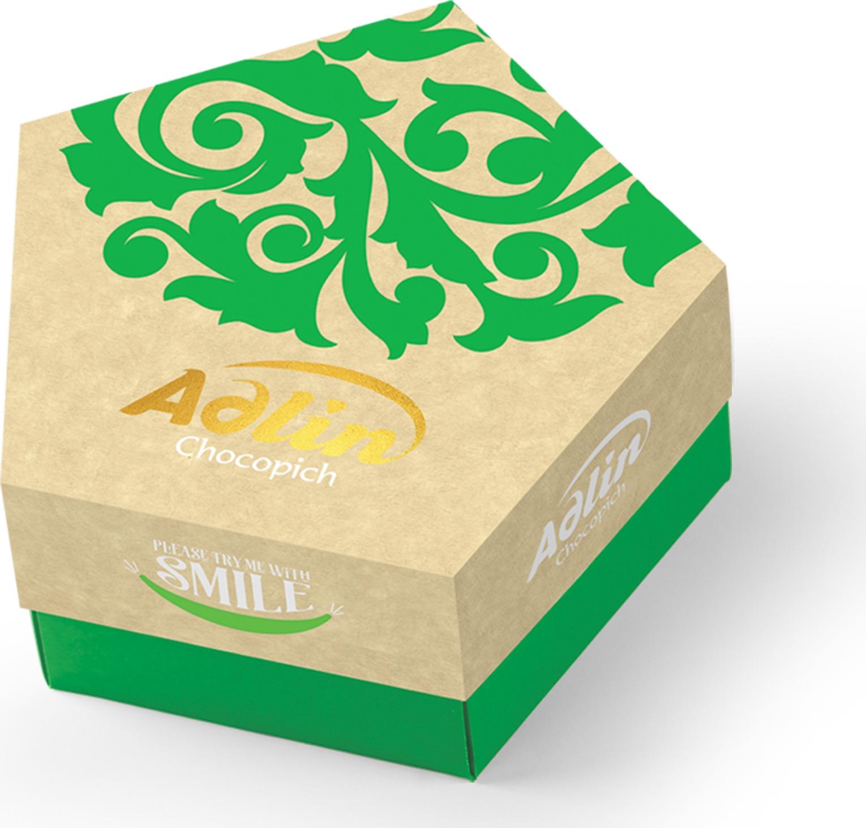 цена Конфеты из пашмалы Adlin с фундуком в шоколадной глазури, 150 г онлайн в 2017 году