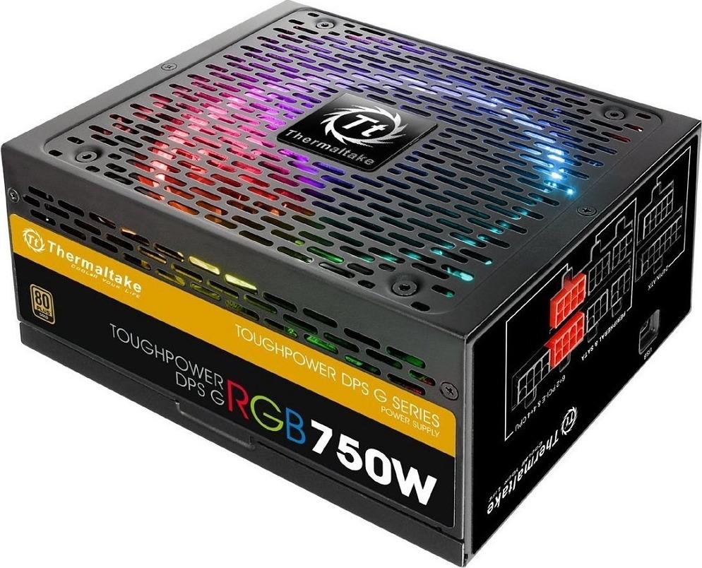 Блок питания Thermaltake ATX 750W Toughpower DPS G RGB