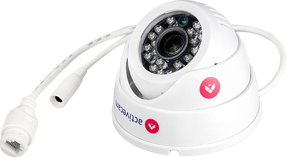 Видеокамера ActiveCam, AC-D8121IR2W (3. 6 MM) Activecam