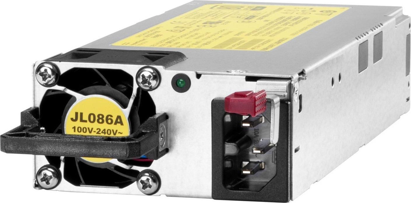 Блок питания HPE Aruba X372 54VDC, JL087A, 1050W блок питания hpe 900w ac 240vdc