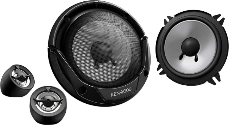 Колонки автомобильные Kenwood, KFC-E130P, 250Вт