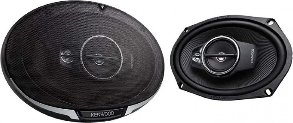 Колонки автомобильные Kenwood, KFC-PS6975, 550Вт