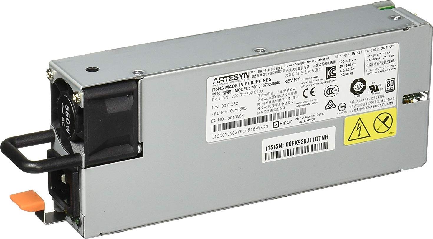 Блок питания Lenovo 00FK932, 750W, platinum цены