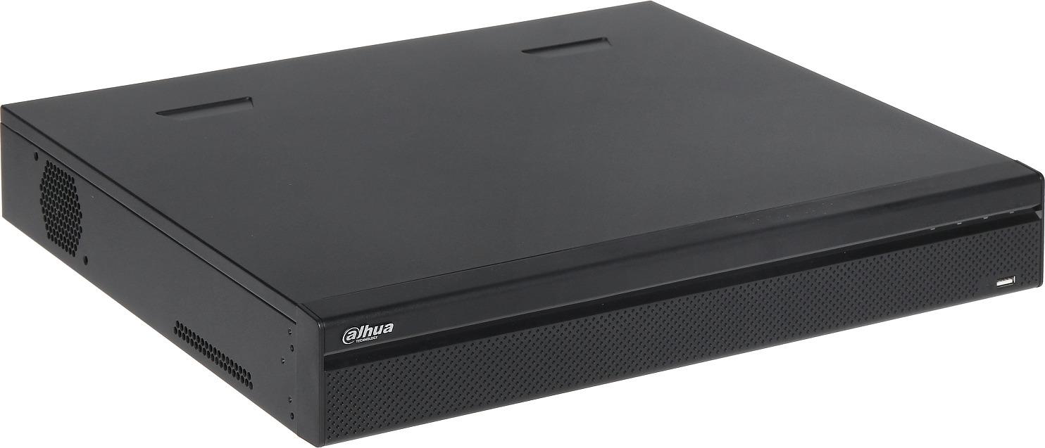 Видеорегистратор Dahua, DHI-NVR4416-16P-4KS2 видеорегистратор сетевой dahua dhi nvr4216 16p 4ks2 2хhdd 6тб hdmi vga до 16 каналов