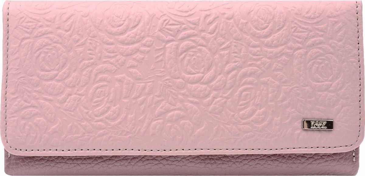 Кошелек женский Esse Тата, GTAT00-00KN00-F9844O-K101, розовый сумка женская esse изабелла gisl5u 00ml09 f9844o k101 розовый