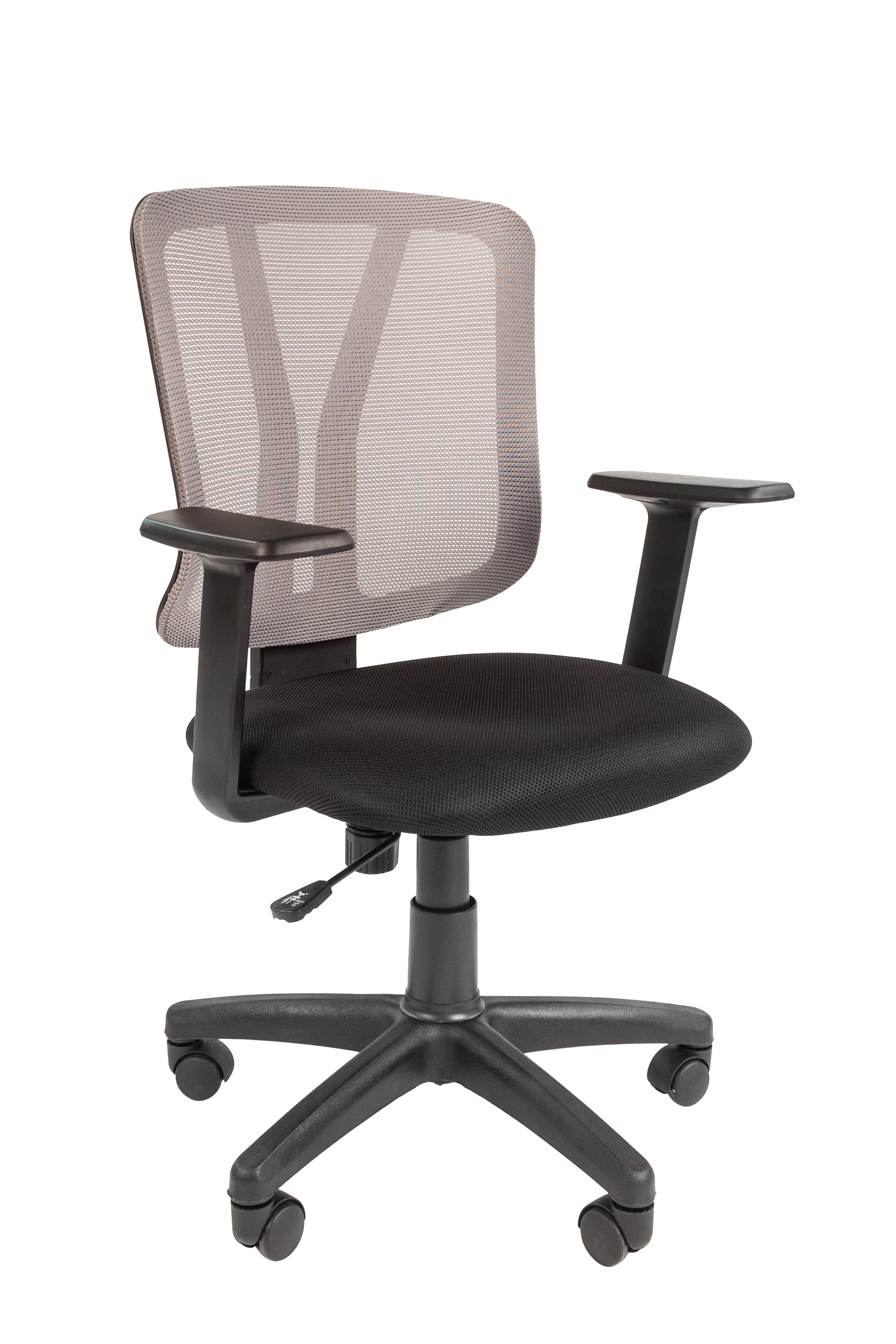 Офисное кресло CHAIRMAN 6267016640Современное операторское кресло с сетчатой спинкой. Акриловая сетка повышенной прочности, усиленный механизм постоянной поддержки спины… это надежность и долговечность. А широкая спинка новой, эргономичной формы - это удобство. Настоящее удобство.