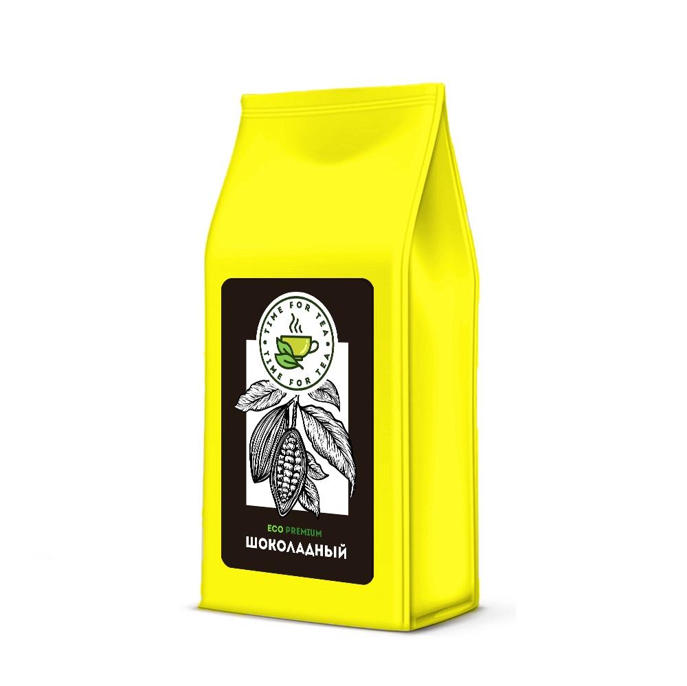 Чай листовой Время Чая Шоколадный ECO PREMIUM, 250 чай листовой время чая клубничный eco premium 250