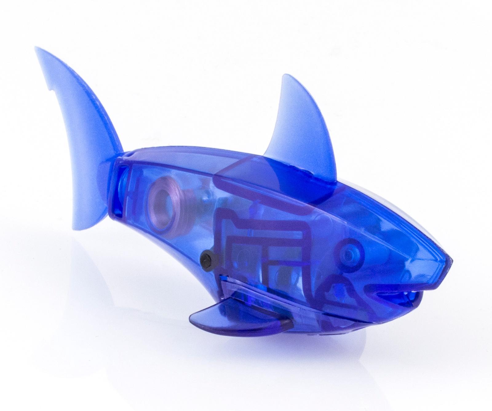 Игрушка для ванной Hexbug Рыбка 460-3028 синий