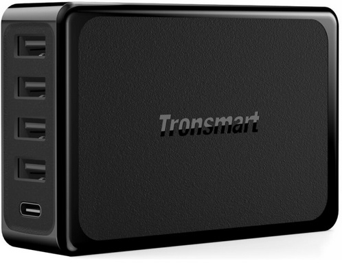 Зарядное устройство Tronsmart U5P, черный