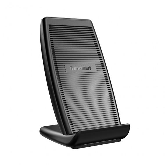 Фото - Беспроводное зарядное устройство Tronsmart WC05 беспроводное зарядное устройство chocolate wireless charger input dc 5 0v 2 0a 9 0v 1 67a