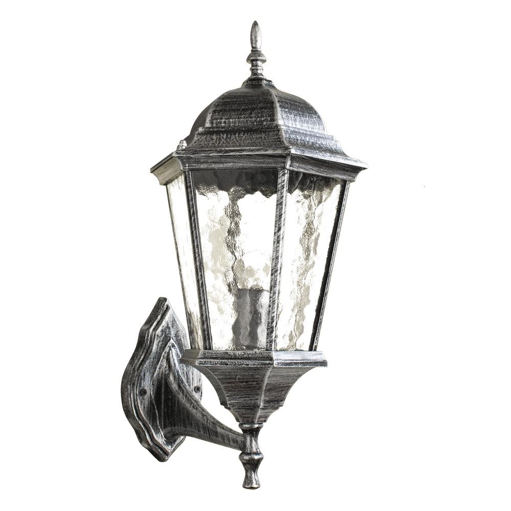 Уличный светильник Arte Lamp A1201AL-1BS, черный уличный светильник arte lamp a1205so 1bs черный