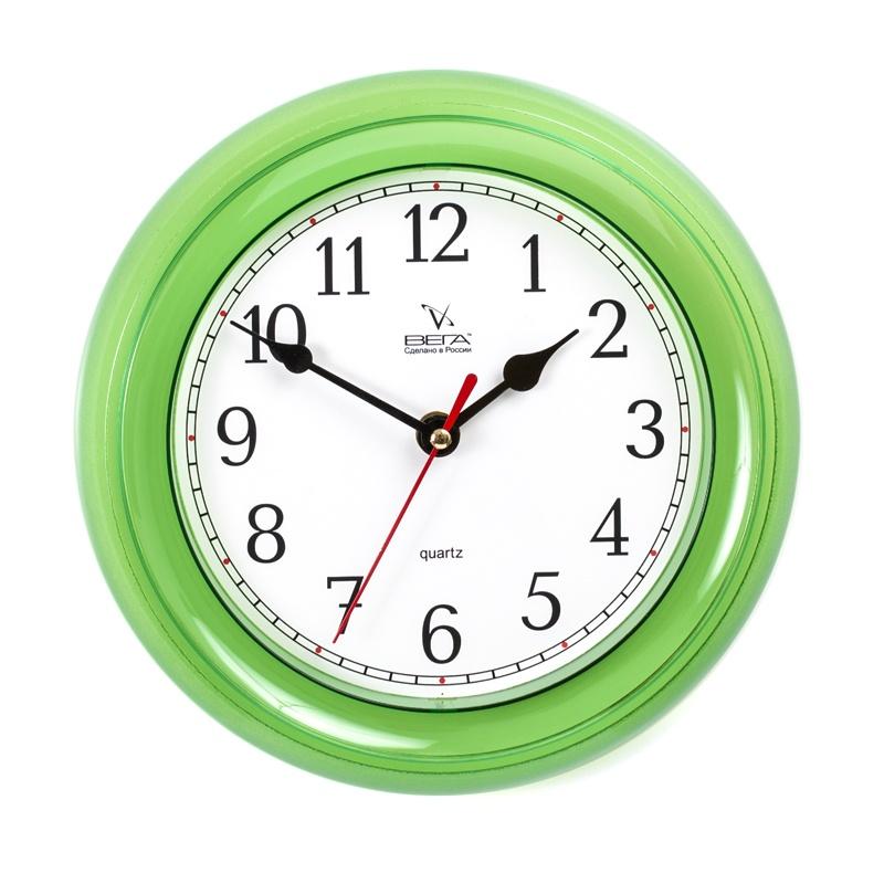 Настенные часы Вега 6398