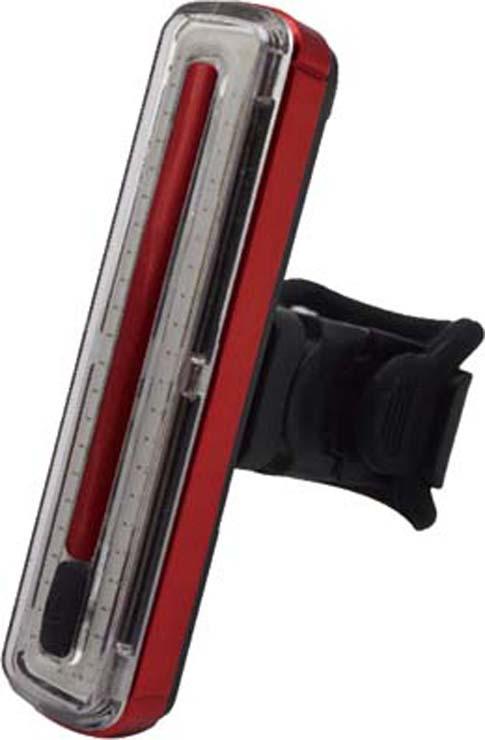 Велофонарь задний Briviga USB 60. задний габаритный фонарь с зарядкой topeak redlite mini usb tms078