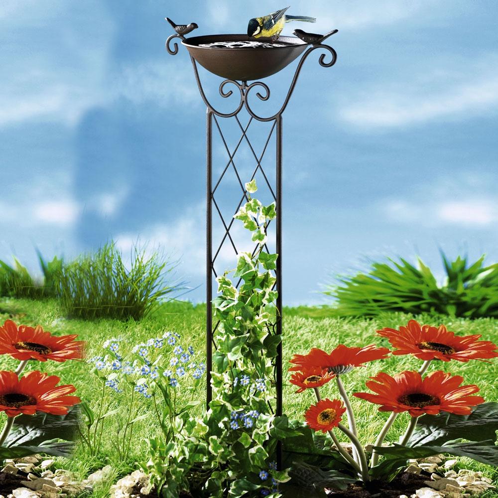 Подставка для цветов ХИТ - декор 06689 декор bradex автополив для растений флаура