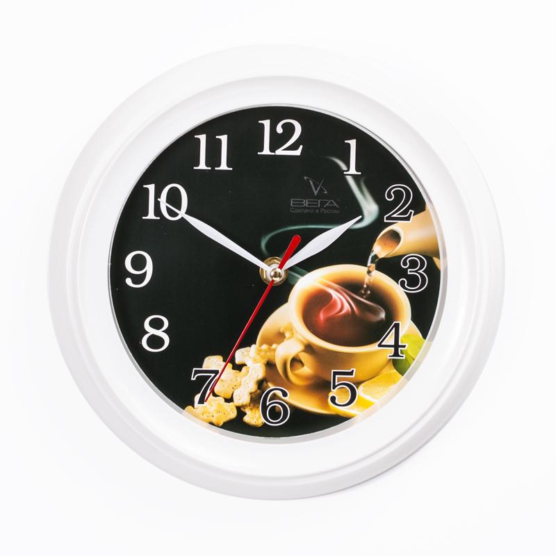 Настенные часы Вега 6724