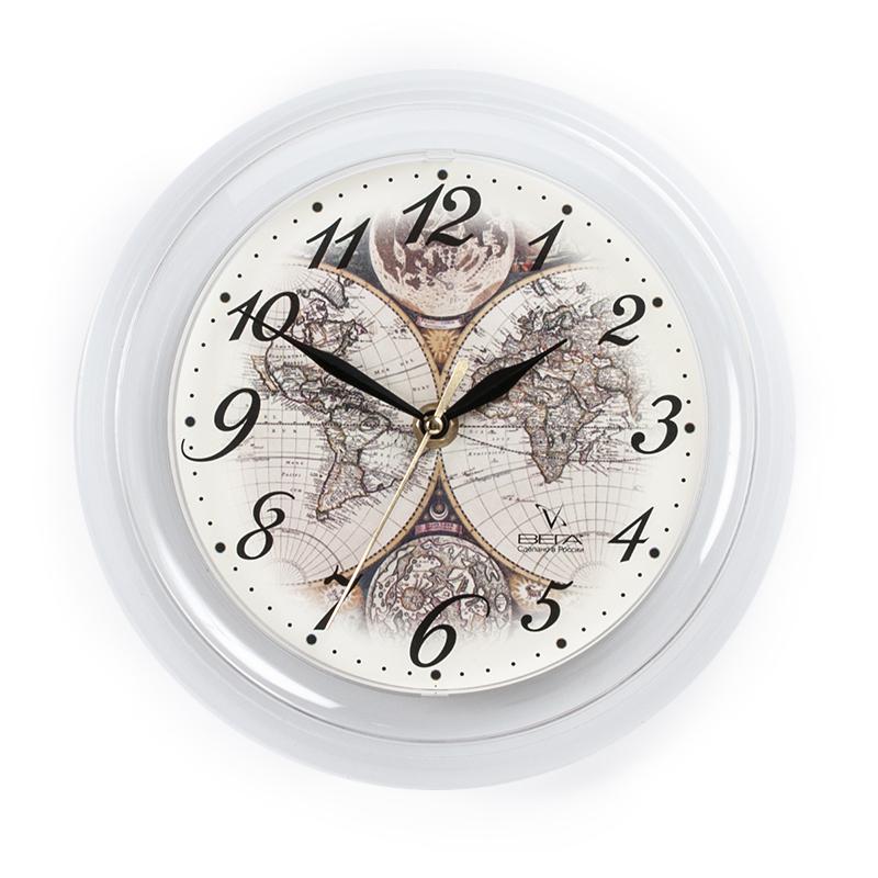 Настенные часы Вега 6014