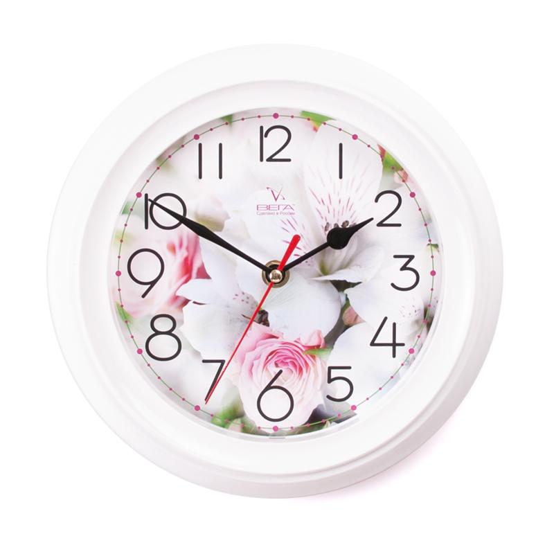 Настенные часы Вега 67106