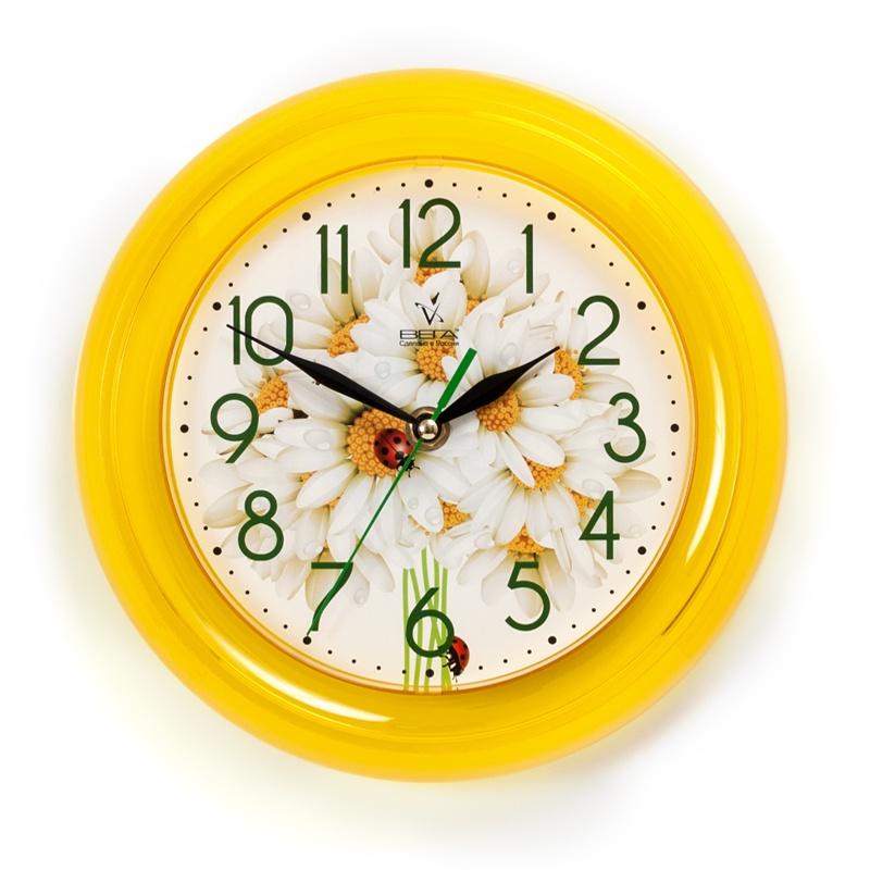 Настенные часы Вега 62108