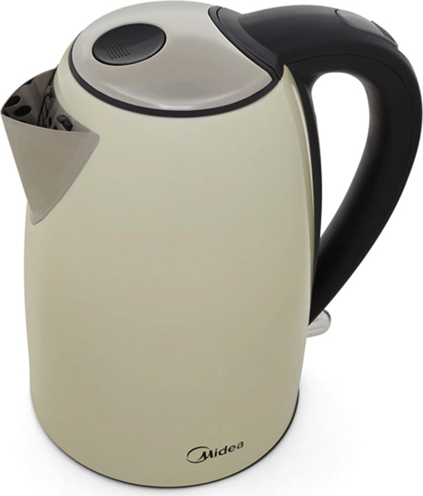 Чайник электрический Midea, MK-8052, слоновая кость все цены