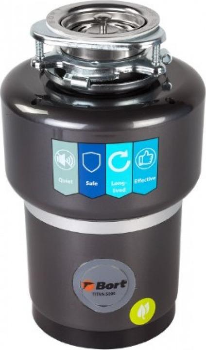 Измельчитель пищевых отходов Bort TITAN 5000 Control Bort