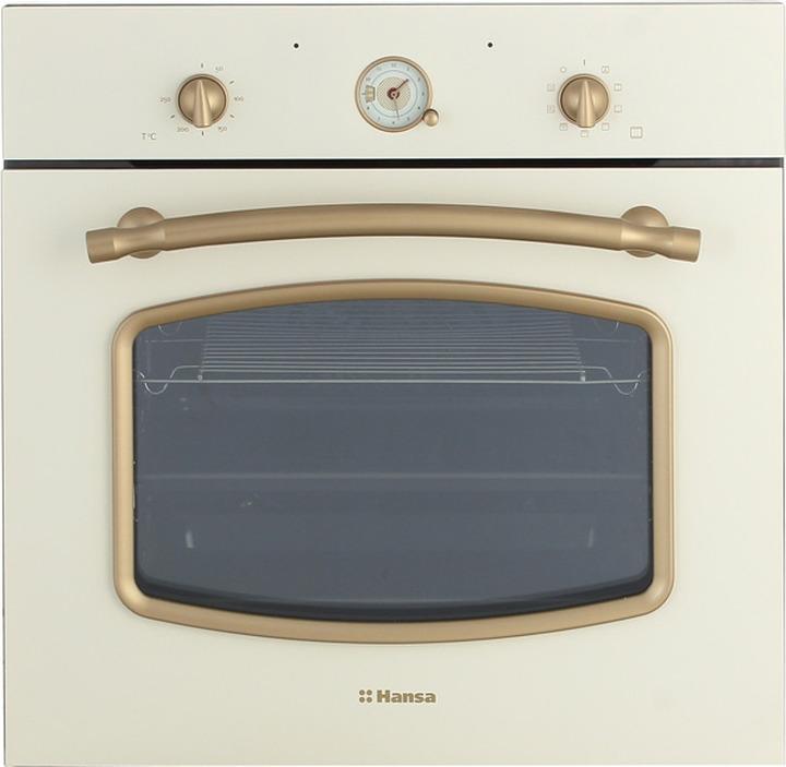 Встраиваемый духовой шкаф Hansa BOEA68219, темно-серый