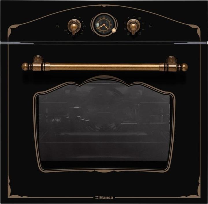 цены Встраиваемый духовой шкаф Hansa BOEA68229, темно-серый
