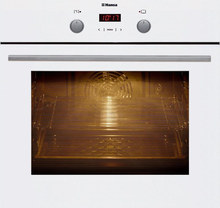 Встраиваемый духовой шкаф Hansa BOEW67490014, белый