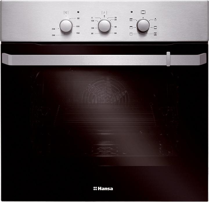 Встраиваемый духовой шкаф Hansa BOEW68162, белый