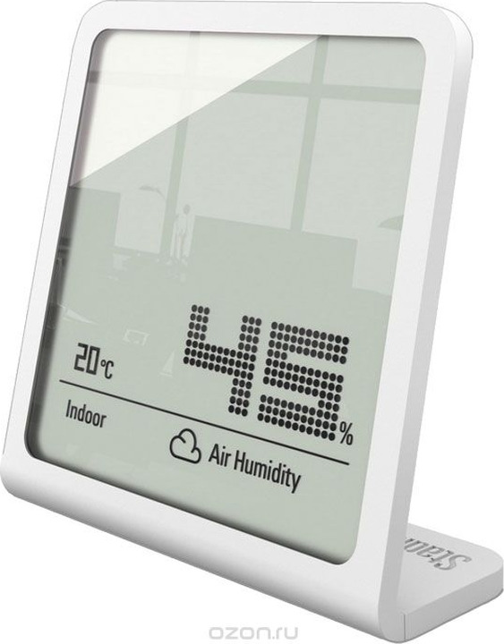 Увлажнитель воздуха Stadler Form Oskar, O-020, white + Гигрометр Selina, S-060, white увлажнитель воздуха швейцария