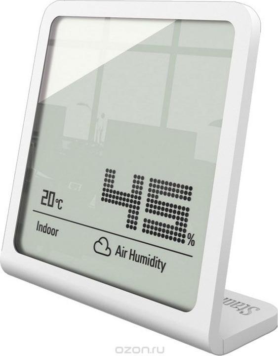Увлажнитель воздуха Stadler Form Oskar, O-020, white + Гигрометр Selina, S-060, white цена и фото