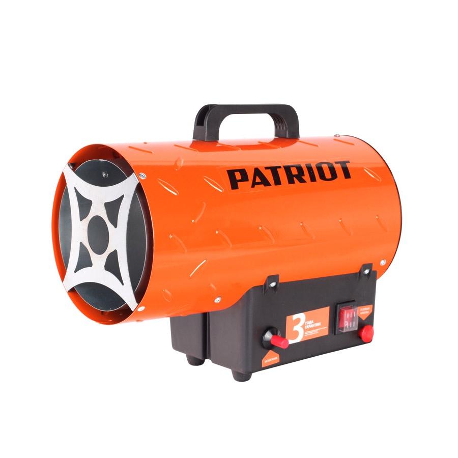 Фото - Тепловая пушка PATRIOT 6936842788612 тепловая газовая пушка master blp 33 m