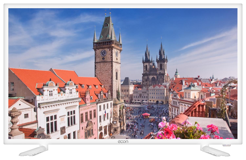Телевизор ECON EX-32HT001W 32, белый
