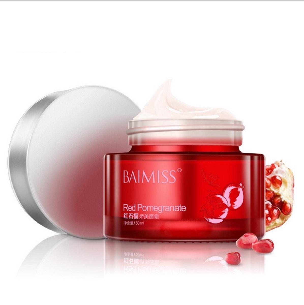 Крем для лица Baimiss с экстрактом граната, 50 гр Baimiss
