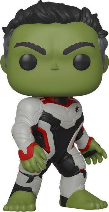 Фигурка Funko POP! Bobble: Marvel: Avengers Endgame: Hulk 36659 фигурка funko pop bobble marvel avengers endgame thor 36662