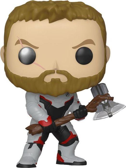 Фигурка Funko POP! Bobble: Marvel: Avengers Endgame: Thor 36662 фигурка funko pop bobble marvel avengers endgame thor 36662
