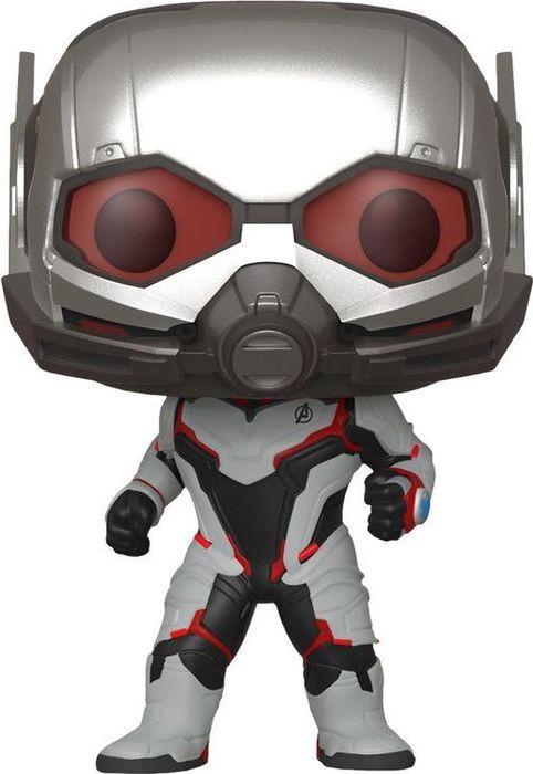 Фигурка Funko POP! Bobble: Marvel: Avengers Endgame: Ant-Man 36666 фигурка funko pop bobble marvel avengers endgame thor 36662