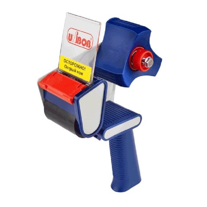 Диспенсер для скотча UNIBOB для ленты шириной 50 мм, К-20 диспенсер для клейкой ленты упаковочной k 275 мм