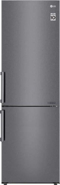 Холодильник LG GA-B459BLCL, темный графит