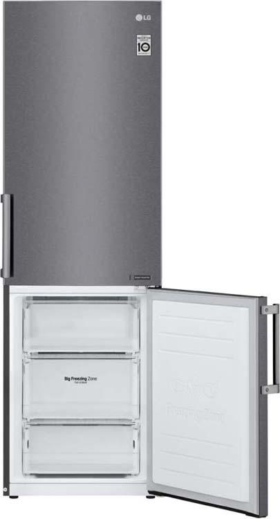 Холодильник LG GA-B459BLCL, темный графит LG