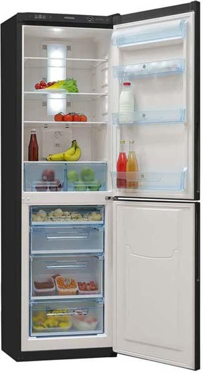 Холодильник Pozis RK FNF-172, двухкамерный, черный Pozis