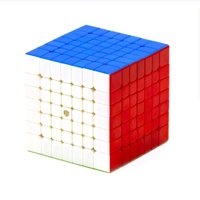 Головоломка Mofangge Кубик X-Man 7x7 Spark Magnetic головоломка mofangge кубик x man 7x7 spark magnetic