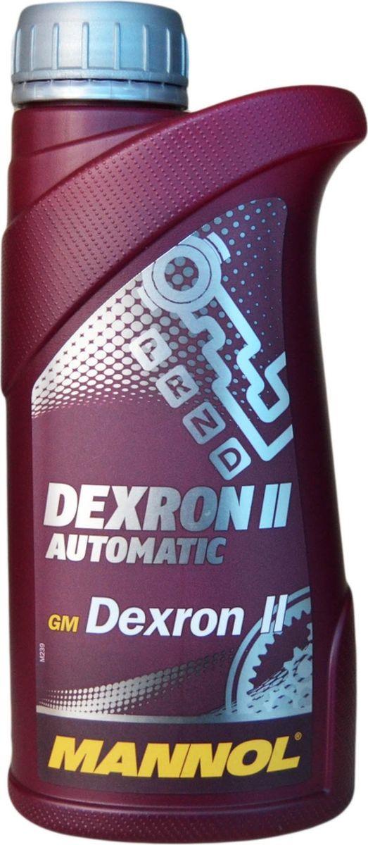 Трансмиссионное масло Mannol ATF Dextron IID, синтетическое, 1 л