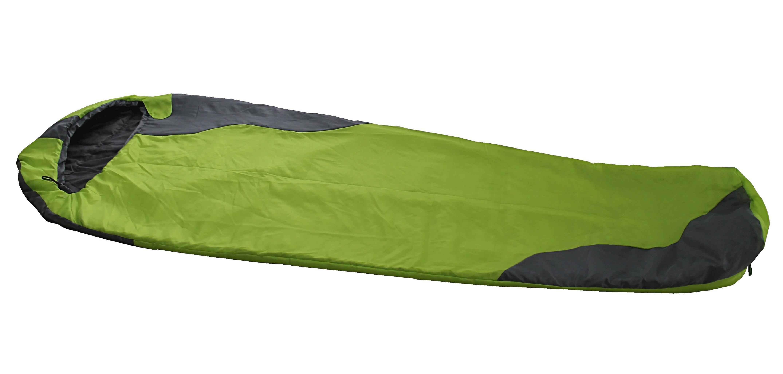 Спальный мешок ДомМой 2VS001, салатовый цена