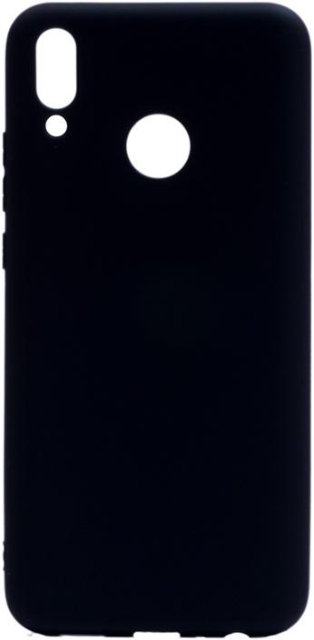 Чехол для сотового телефона GOSSO CASES для Huawei Y9 (2019) Soft Touch black, черный чехол для сотового телефона gosso cases для huawei honor 7x soft touch 201910 черный