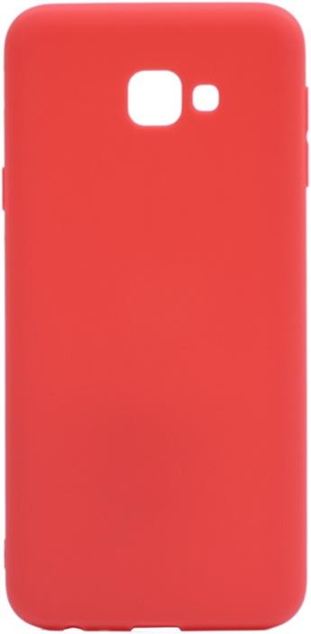 Чехол для сотового телефона GOSSO CASES для Samsung Galaxy J4 Core Soft Touch red, красный