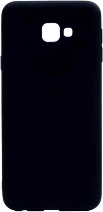 Чехол для сотового телефона GOSSO CASES для Samsung Galaxy J4 Core Soft Touch black, черный