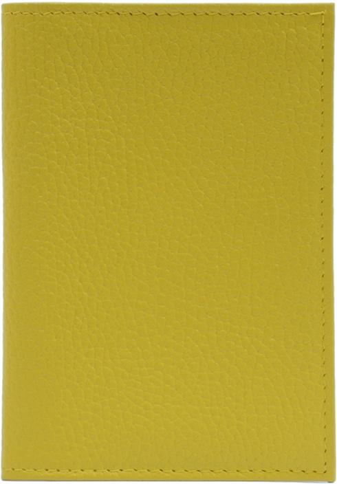 Обложка для паспорта ELOLE DESIGN для паспорта RAINBOW SMILE yellow, желтый ежедневник с принтом коллекция elole design космос черный нат кожа