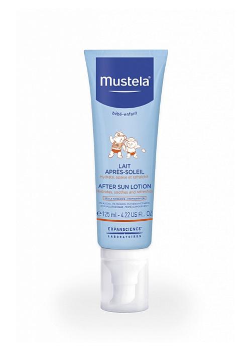 Молочко косметическое Mustela BEBE 00-00006287