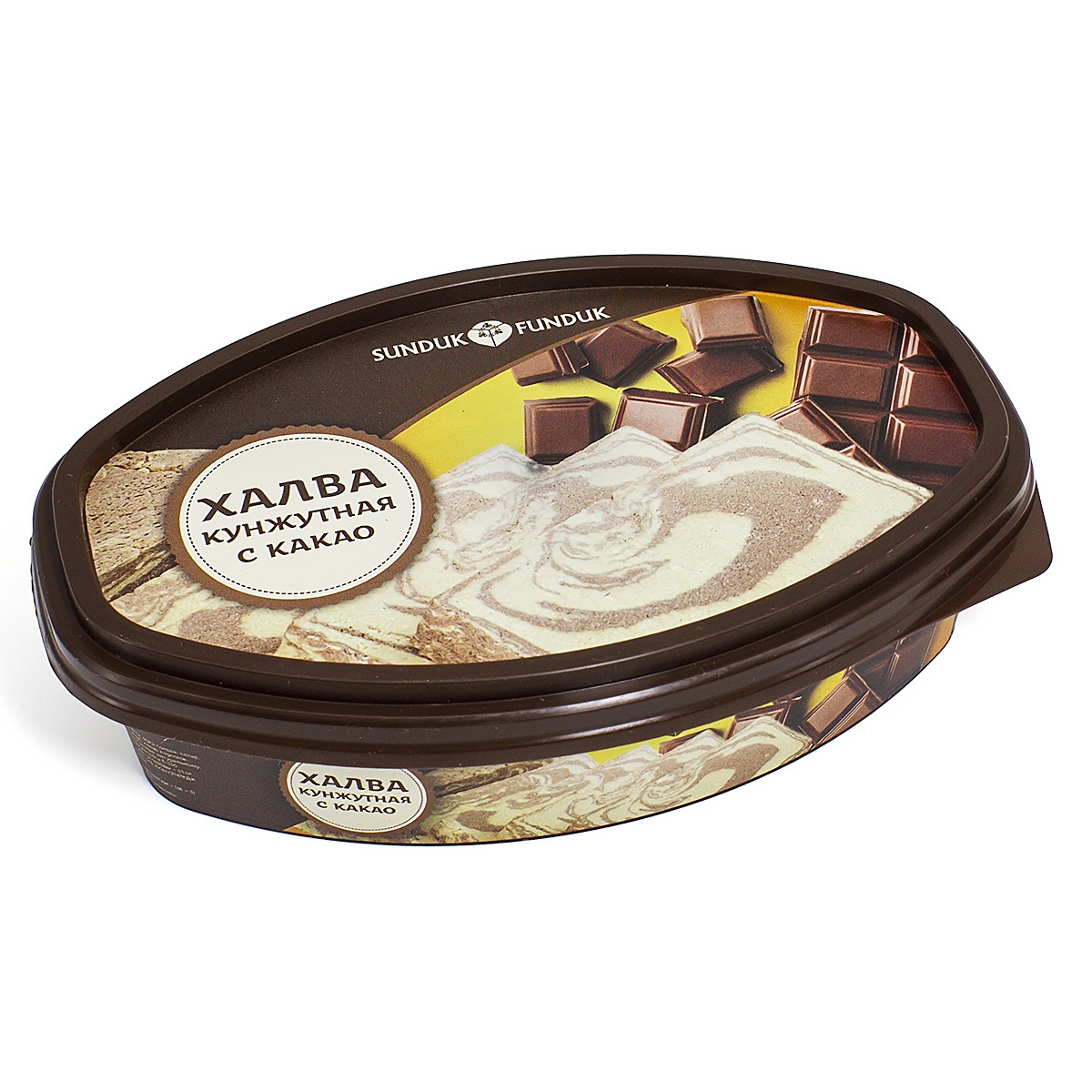 Халва Царская кунжутная с какао 280 г цена