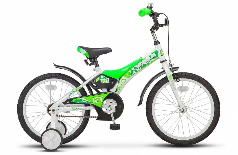 Велосипед Stels Jet 18 Z010 двухколесные велосипеды stels jet 18 z010